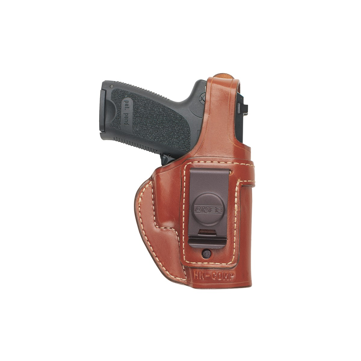 Aker Leather Holsters, Belts & Accessories: Duty Gear & Concealed Carry