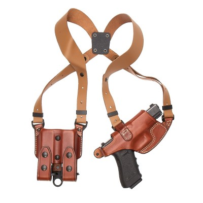 101 Comfort-Flex Shoulder Holster | Aker Leather