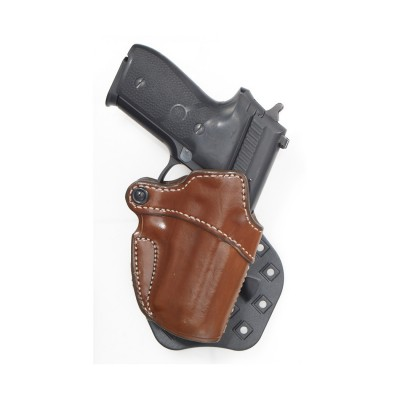 D.A.™ Open Top Paddle Holster Model Number: 144A