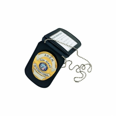 Neck Badge & ID Holder Model Number: 597