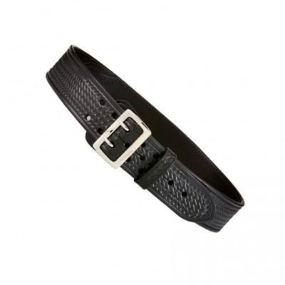 Sam Browne Duty Belt, Half-Lined Model Number: B03